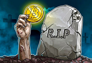 Is the Bitcoin dead?