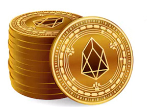 EOS enters the top 5 Cryptocurrencies