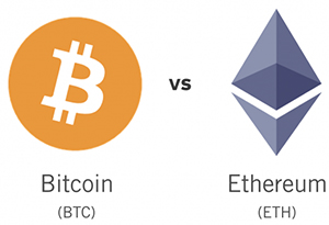 Ethereum vs. Bitcoin, which is the best Cryptocurrency?