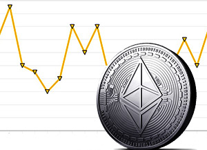 How is Ethereum price (ETH) changing?