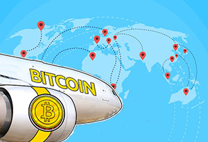 Where to buy airline tickets with Bitcoins?