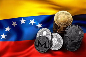 Venezuela: great use of  cryptocurrencies